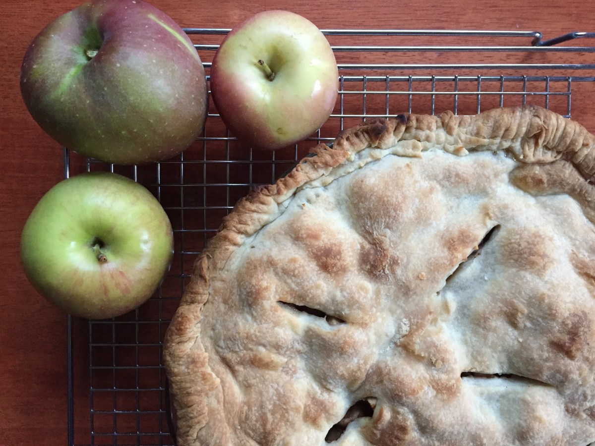 Doe Creek Farm Apple Pie