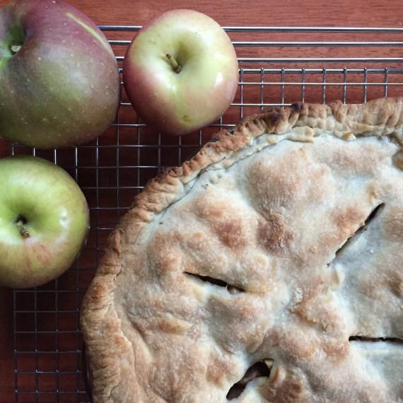 Doe Creek Farm Apple Pie