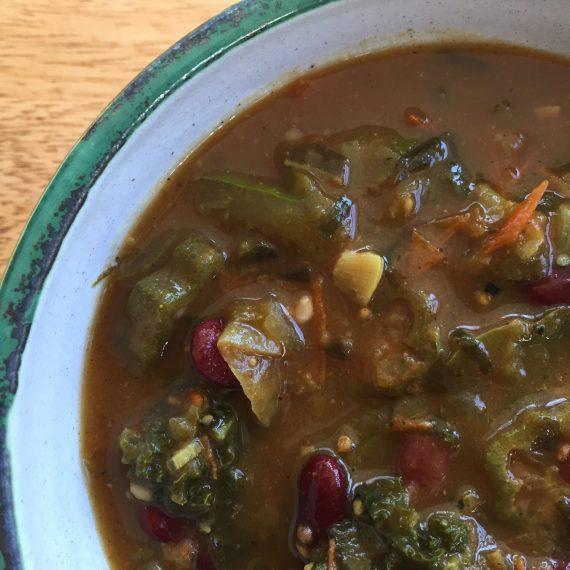 Harvest Vegetable Soup