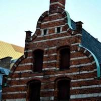 Veckans hus - tegel / bricks