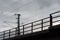 Railway sky