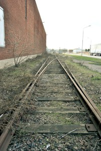 Retired railway