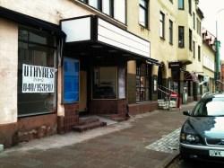 Abandoned cinema in Limhamn, Malmö