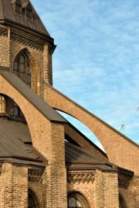 Sankt Petri kyrka / Sankt Peter´s church.