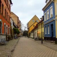 Gamla Väster i Malmö / Old western part of Malmö