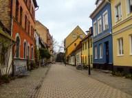 Gamla väster in Malmö.