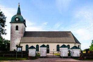 Villstad church.