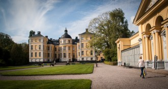 Finspång castle.