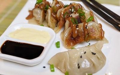 Dumpling japonais (Gyoza)