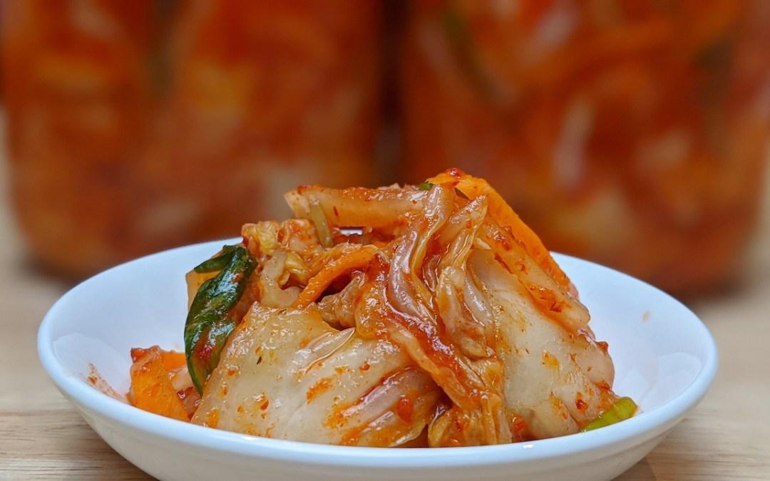Kimchi de chou nappa