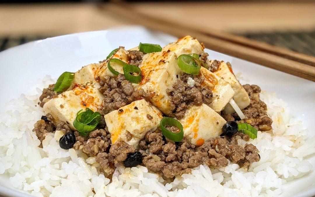 Tofu Mapo