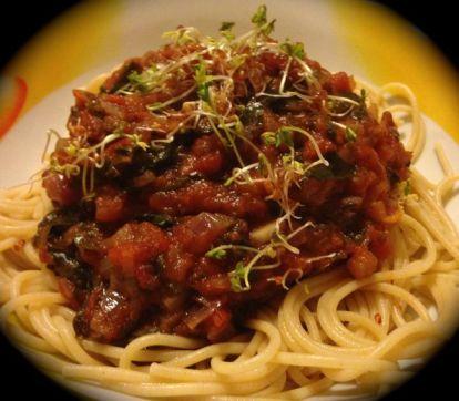 Rucola Spaghetti
