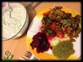 Tzatziki-mit-Zucchinigröstl