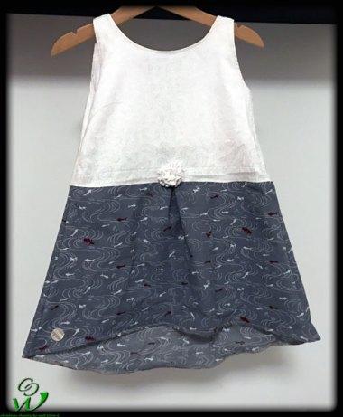 Smilla Kleid Fische