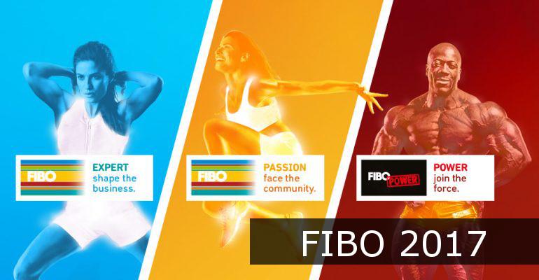 Fibo 2017, Fitness, Messe, Köln