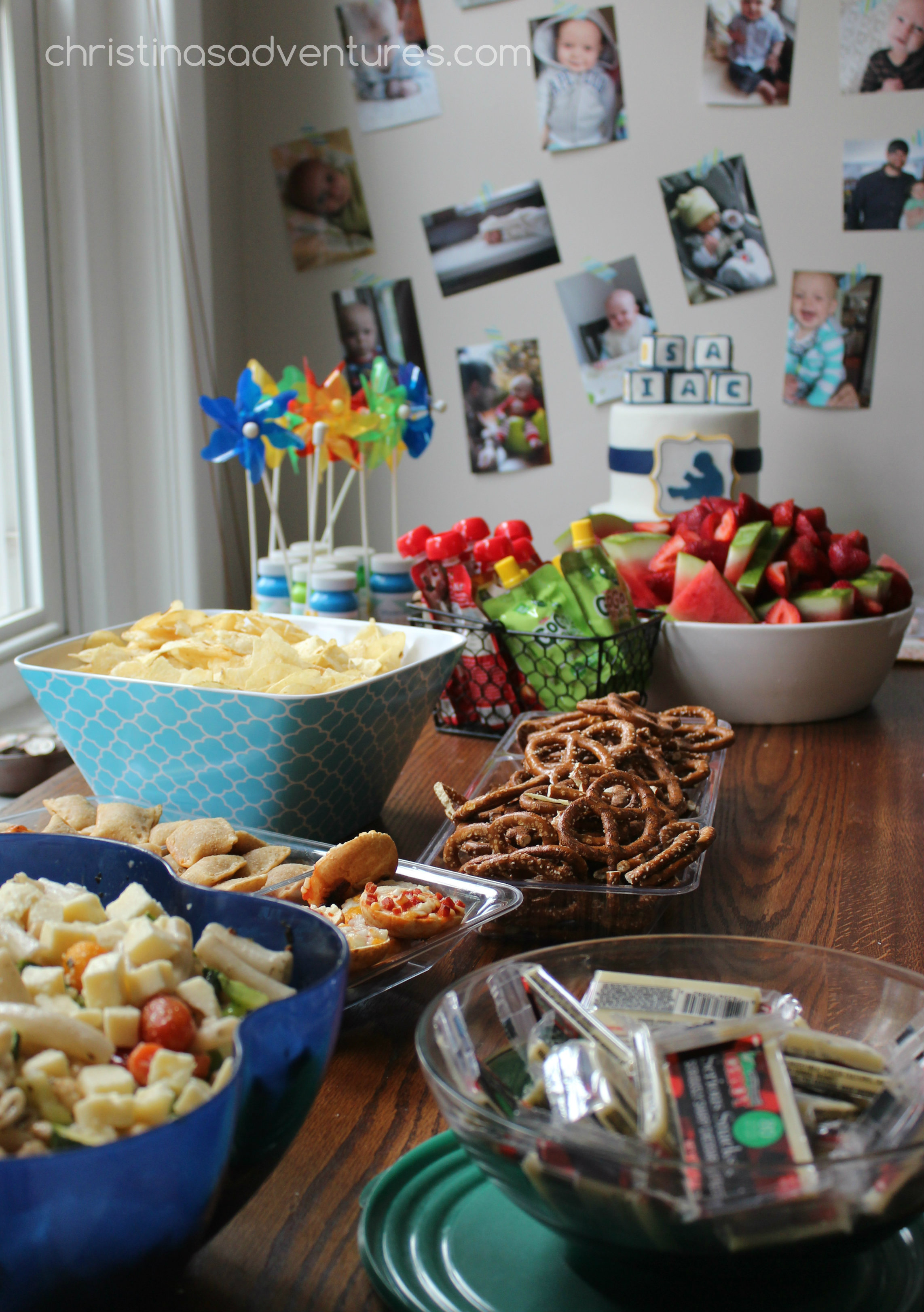 Easy Party Food Christinas Adventures
