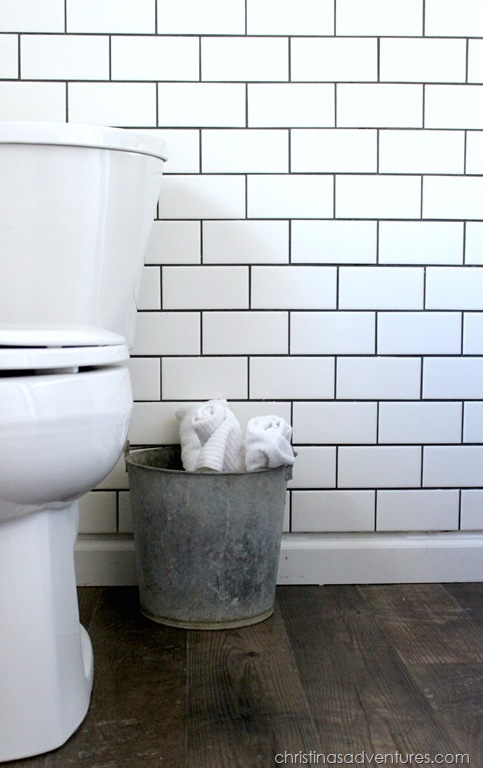 Image Result For Small Bathroom Remodel Subway Tile