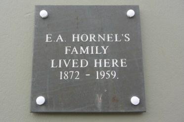 Hornel family home