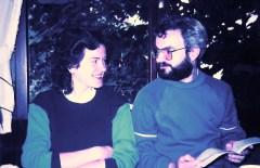 Anabel and John