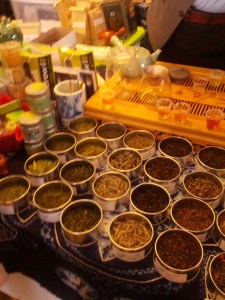 Varieties of tea from Bonsai Hill