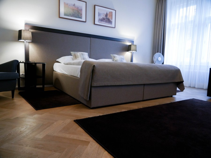 James Hotel & Apartments Prag Review