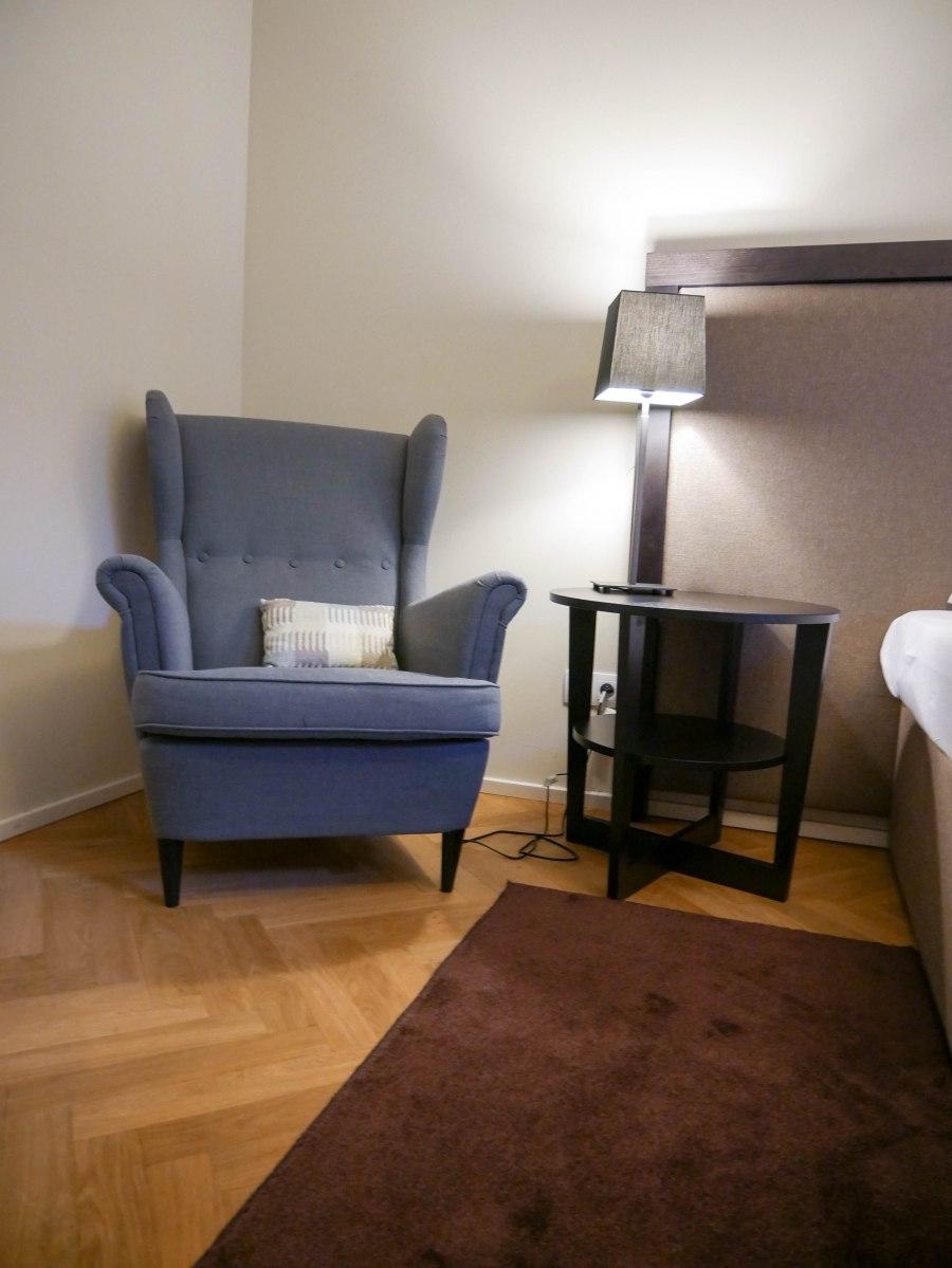 James Hotel & Apartments Prag Review