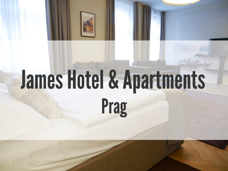 James Hotel Apartments Prag Review