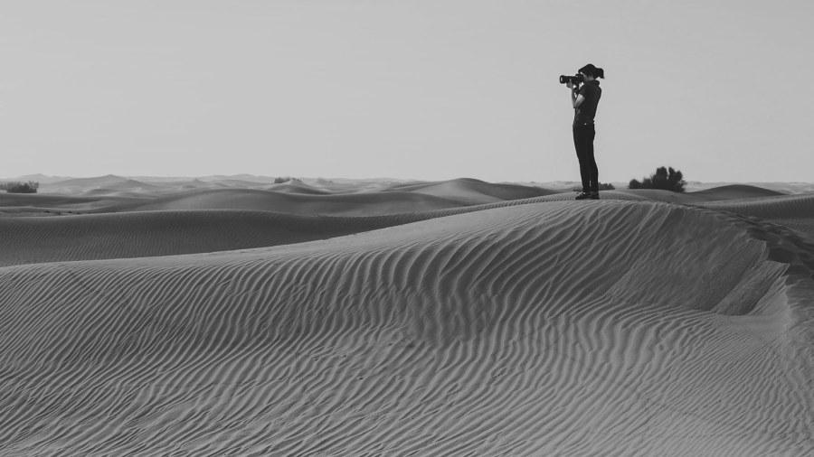 Desert Me