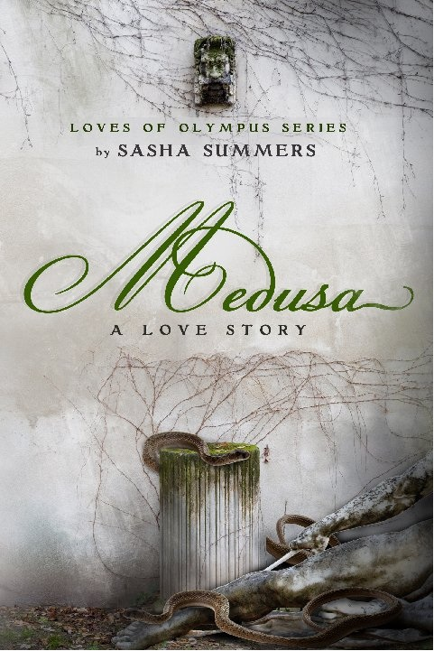 Cover for Medusa - a Love Story