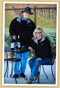 Bob and Patty Souza, Proprietors of the Souza Family Vineyards