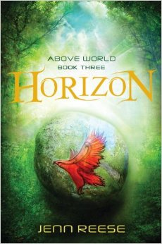 Horizon, Book Three in the Above World Trilogy