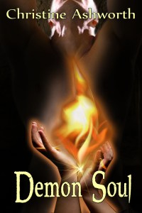 My first book baby - Demon Soul.