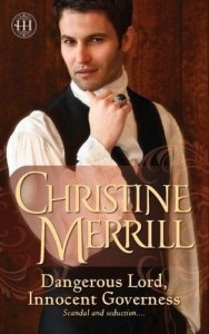 Regency Romance title by Christine Merrill