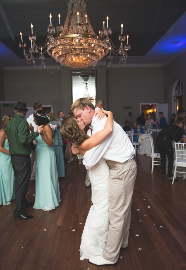 Highlands Country Club Wedding Reception in Garrison, NY