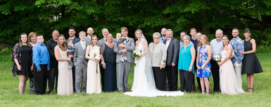 Connecticut Farm Wedding Photography