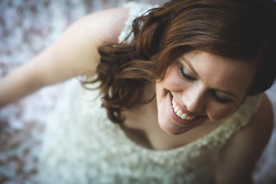 Connecticut Wedding Photographer, Portrait of a bride