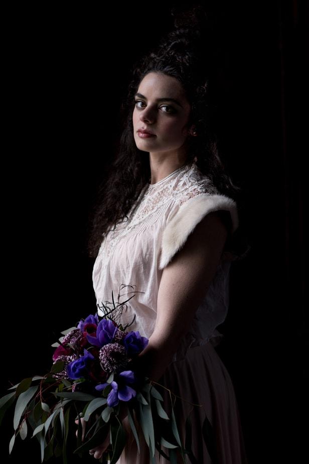 Dark and Moody Hudson Valley Wedding Photographer