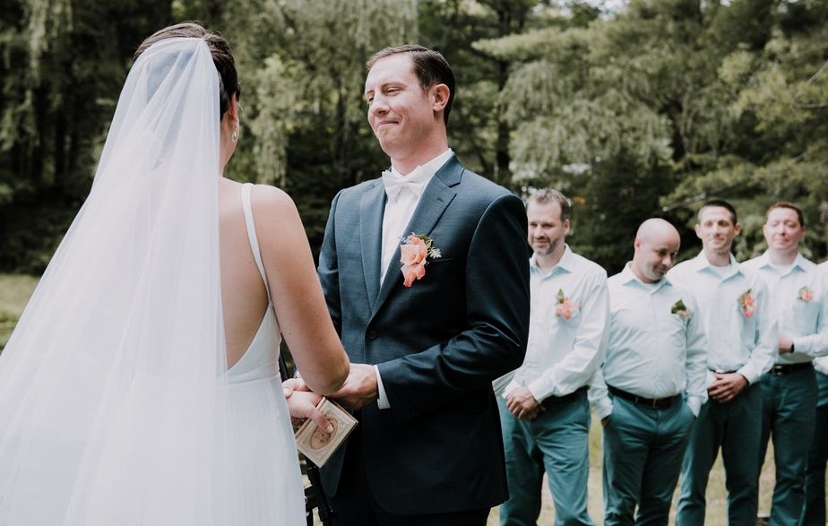 Highlands Country Club Wedding Ceremony
