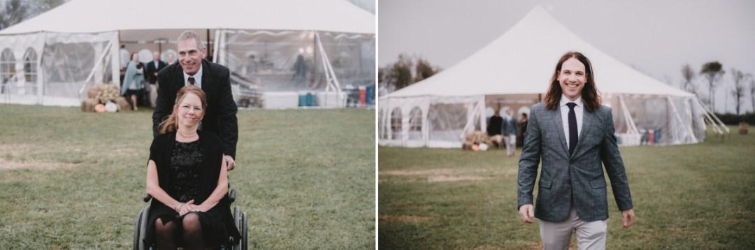 Farm wedding photographer