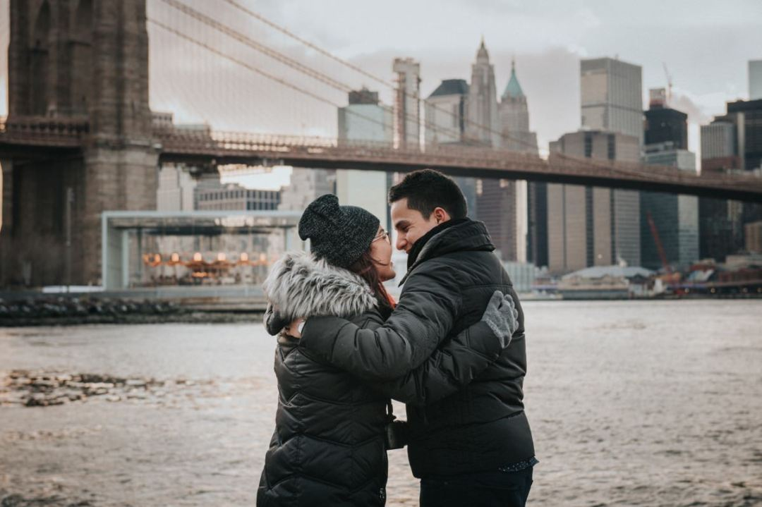 giancarlo blog 4 - Brooklyn Marriage Proposal and Engagement Photography