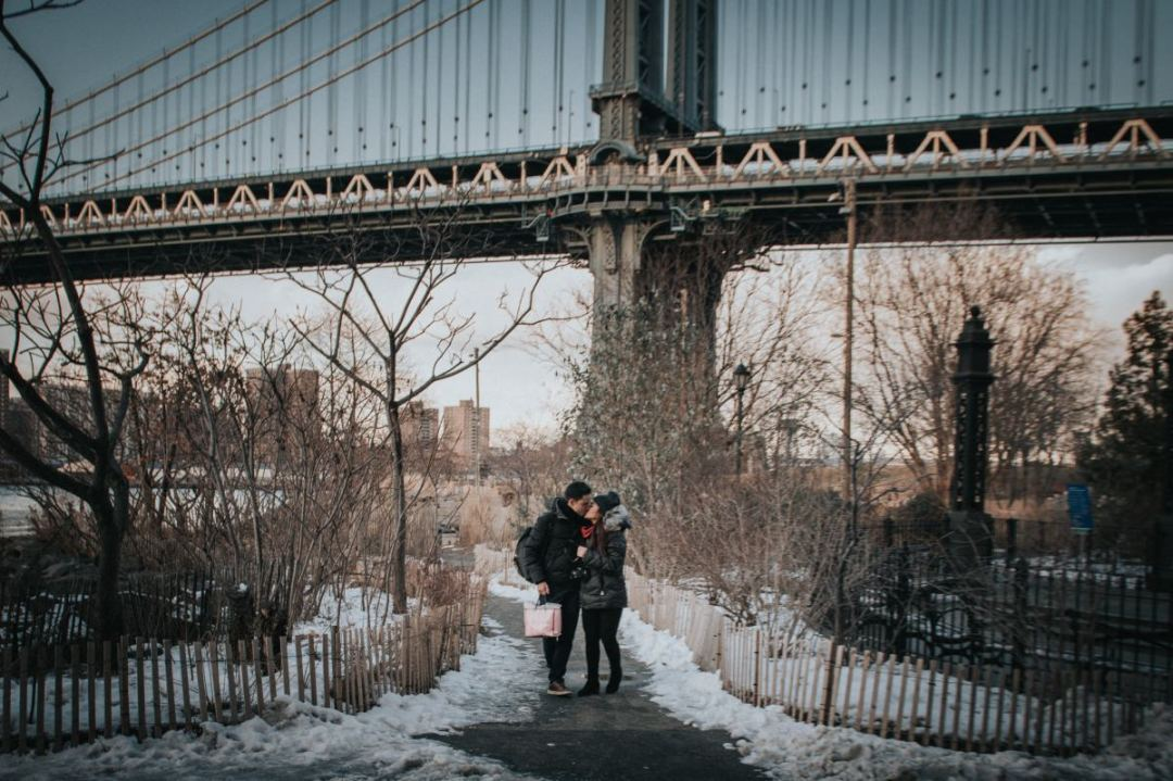 giancarlo blog 5 - Brooklyn Marriage Proposal and Engagement Photography