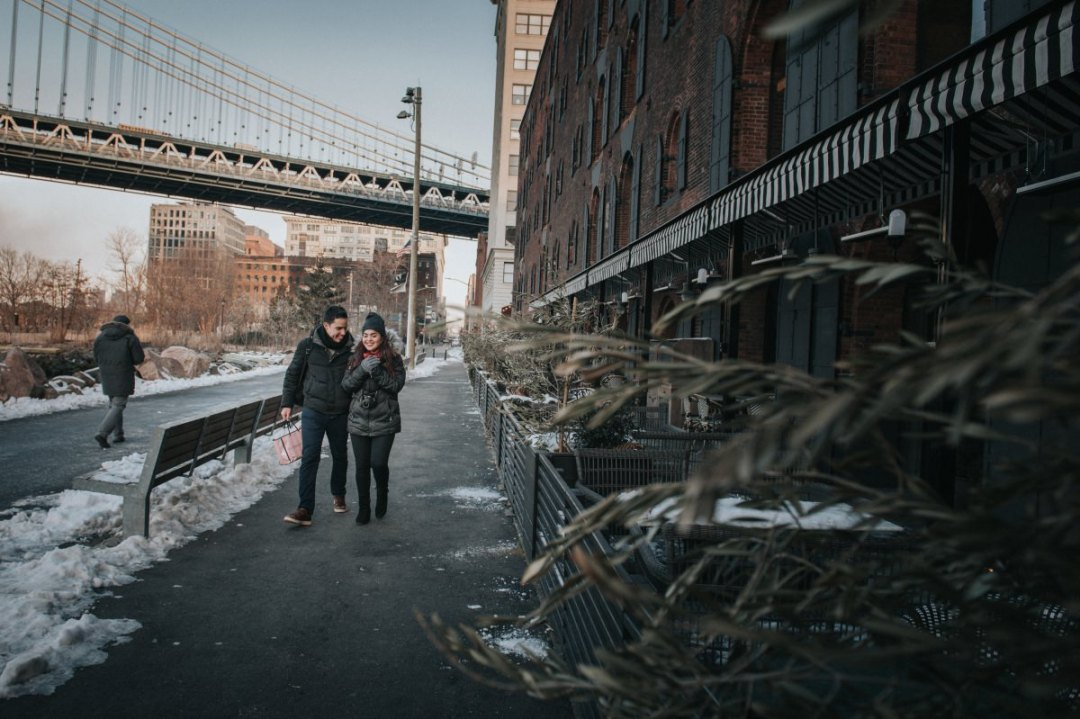 giancarlo blog 6 - Brooklyn Marriage Proposal and Engagement Photography