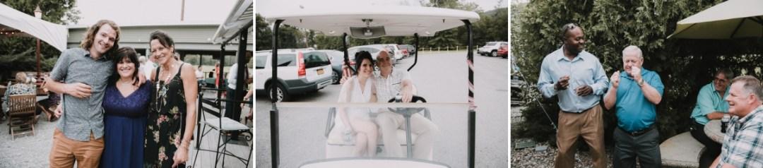 Hudson Valley Wedding photographer photos of a Fishkill Golf Course wedding