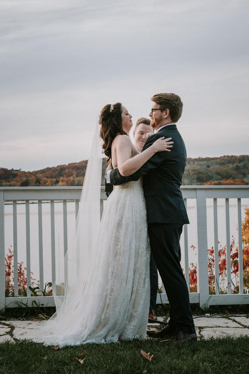 DSC 0683 - The Rhinecliff Wedding | Late Fall | Erika and Jordan