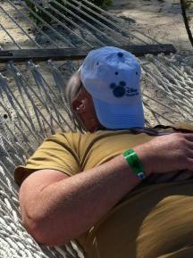 disney castaway cabana hammock