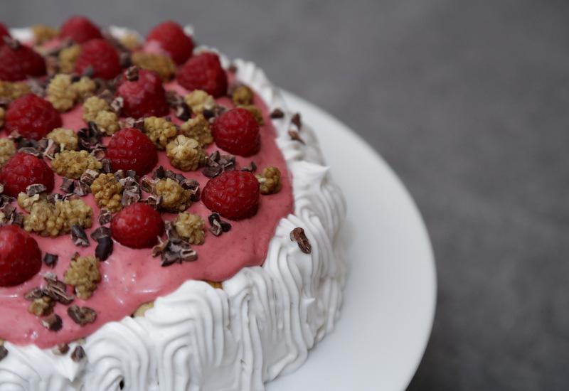 Fødselsdagslagkage sukkerfri glutenfri lagkage christine bonde
