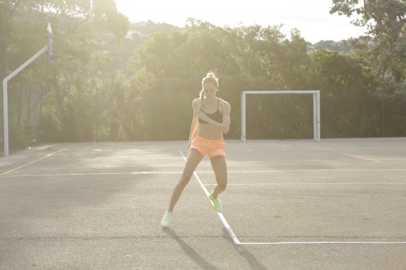 Sydfrankrig Provence aktiv ferie Les Mills GRIT Nike Flyknit fitness outfit christinebonde blog