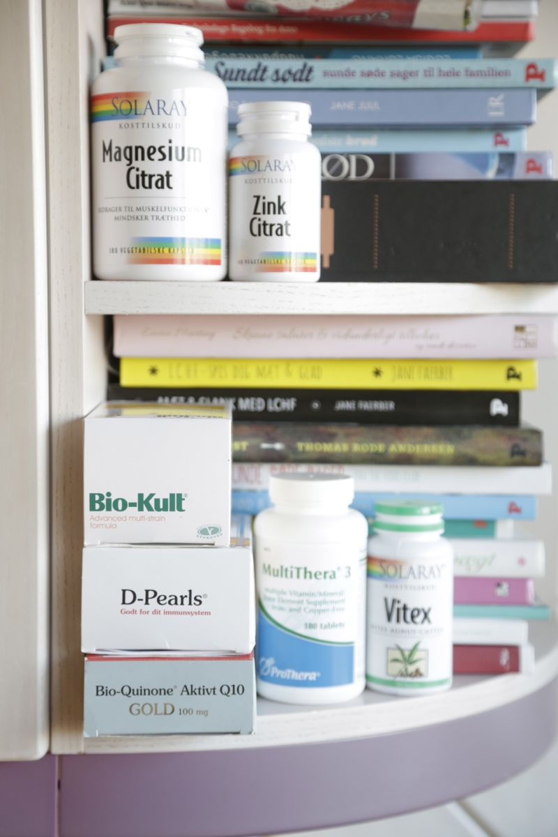 Forbandede p-piller - kosttilskud, ernæringsterapeut og det offentlige system