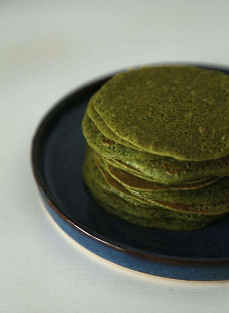 Pandekager med brændenælder (som passer både til det søde og det salte køkken)2