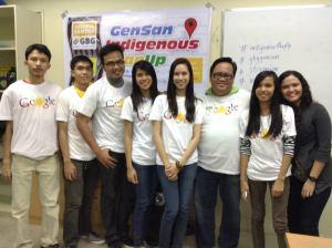 NDDU volunteers